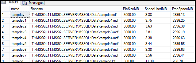 SQL Server – How to Best Remove Extra TempDB Data Files and Log