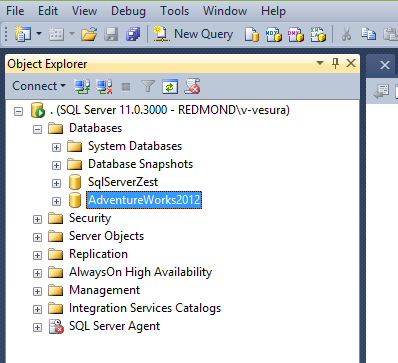 SQL Server – How to Download and Install the 'right' AdventureWorks